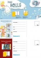 Bestellpostkarte mit Eindruck