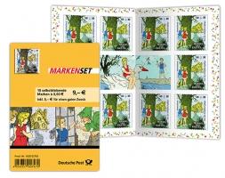 Wohlfahrtsmarken 2014 10er-Set